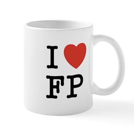 I Heart FP Mug