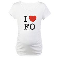 I heart FO Shirt