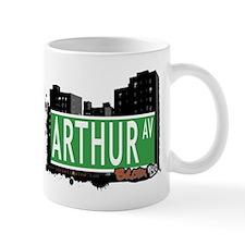 Arthur Av, Bronx NYC Mug