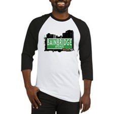 Bainbridge Av, Bronx, NYC Baseball Jersey