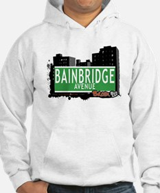 Bainbridge Av, Bronx, NYC Jumper Hoody