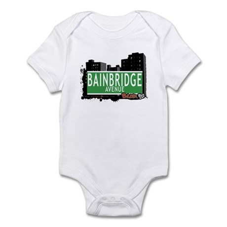 Bainbridge Av, Bronx, NYC Infant Bodysuit