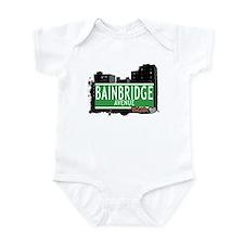 Bainbridge Av, Bronx, NYC Infant Bodysuit