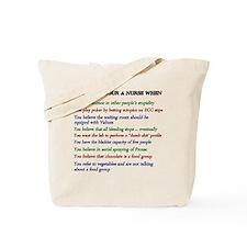 Unique Registered ninja Tote Bag