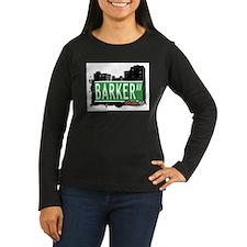 Barker Av, Bronx, NYC T-Shirt