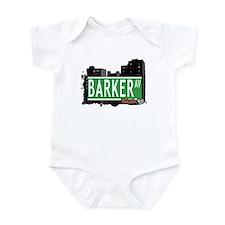 Barker Av, Bronx, NYC Infant Bodysuit