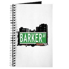 Barker Av, Bronx, NYC Journal