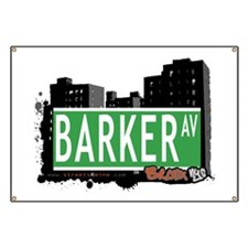 Barker Av, Bronx, NYC Banner