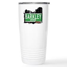 Barkley Av, Bronx, NYC Travel Mug