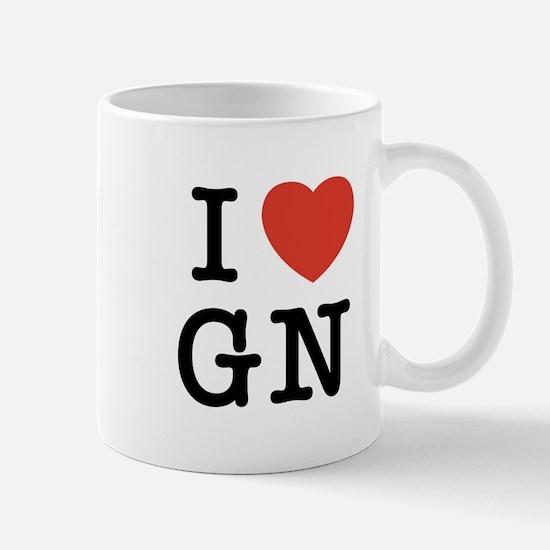 I Heart GN Mug