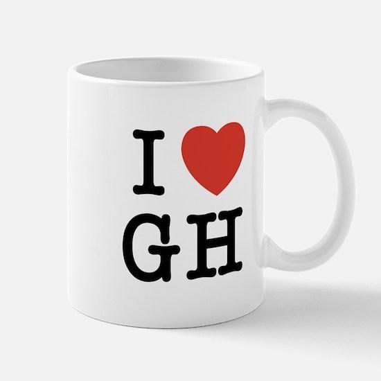 I Heart GH Mug