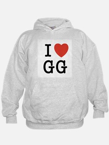 I Heart GG Hoodie