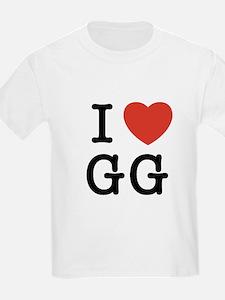 I Heart GG T-Shirt