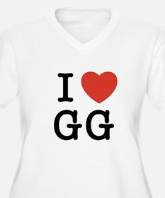 I Heart GG T-Shirt