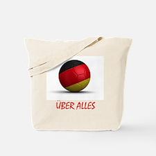 Uber Alles Tote Bag