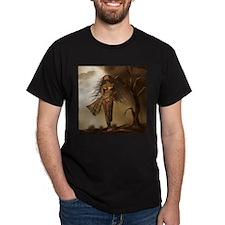 The Warriror Black T-Shirt
