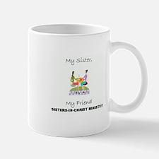 mysistermyfriend Mugs