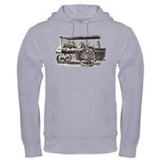 Steam Graphics - Jumper Hoody