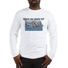 NMrl Where RU Long Sleeve T-Shirt