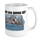 Great dane Large Mugs (15 oz)