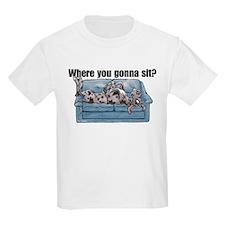 NMrl Where RU T-Shirt