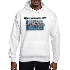 NMrl Where RU Hoodie Sweatshirt