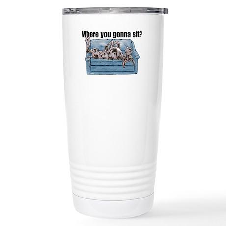 NMrl Where RU Stainless Steel Travel Mug
