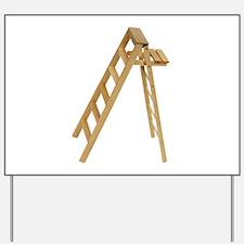 Ladder Yard Sign
