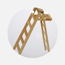 Ladder Ornament (Round)