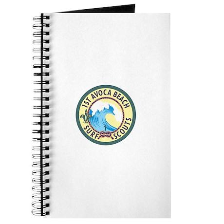1st Avoca Beach Surf Scouts Journal