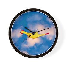 Rubber Chicken Wall Clock