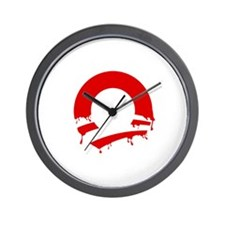 Cool Defeat obama Wall Clock