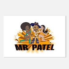Mr Patel Postcards (Package of 8)