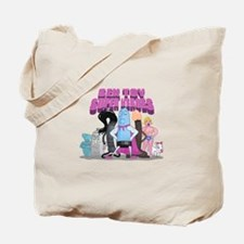 Sex Toy Super Heroes Tote Bag