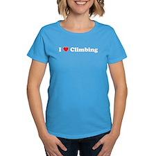 I Love Climbing Tee