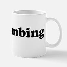 I Love Climbing Mug