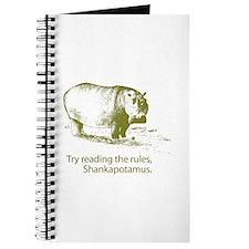 Shankapotamus Journal