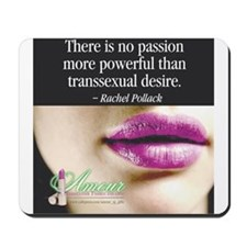 Transsexual Desire Mousepad