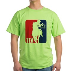 Tea Party Paul Revere Logo T-Shirt