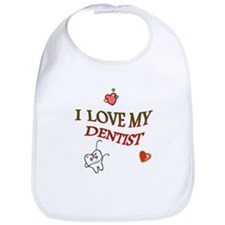 Cute Tooth Bib