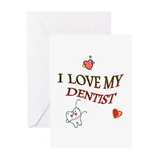 Cute Dental Greeting Card