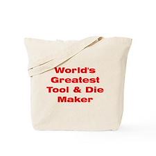 Tool Maker Tote Bag