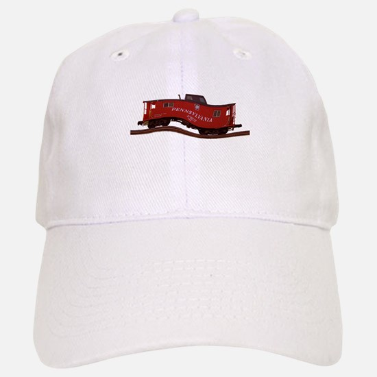 Pennsylvania Caboose Baseball Baseball Cap