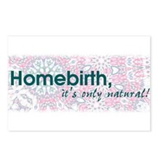Postcards (Package of 8)/ Homebirth