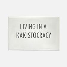 Kakistocracy Rectangle Magnet