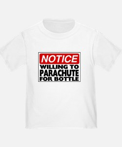 Will Parachute for Bottle T