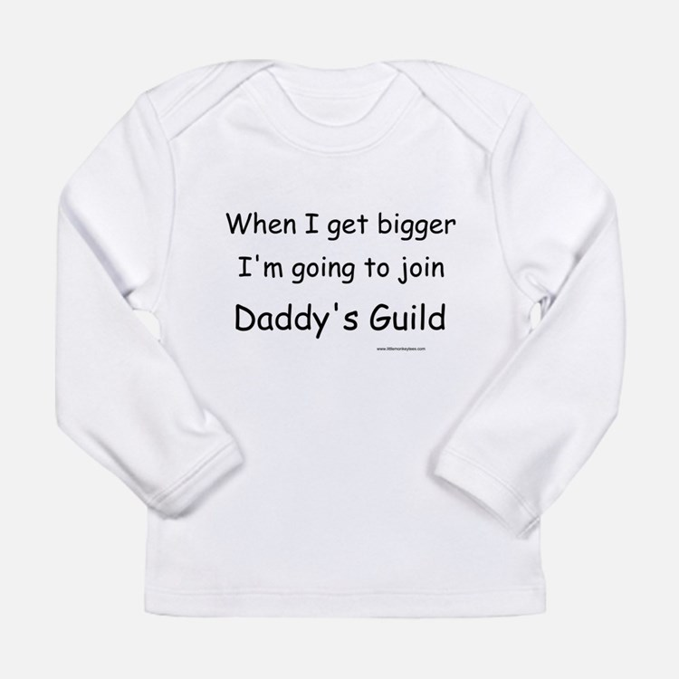 gamer-daddy's guild Long Sleeve T-Shirt