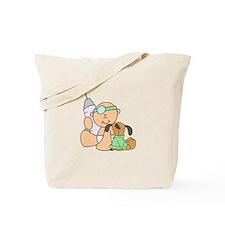 Future Veterinarian Baby Tote Bag