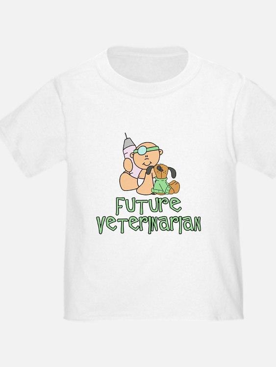 Future Veterinarian Baby (tx) T