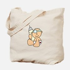 Future Doctor Baby Tote Bag